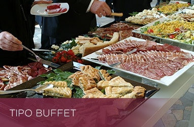 Banquete Tipo Buffet