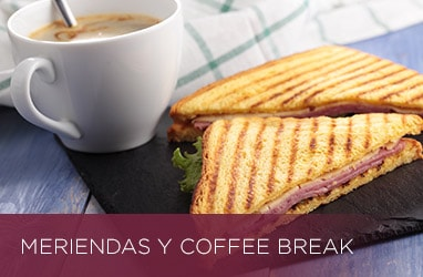Meriendas y Coffee Break